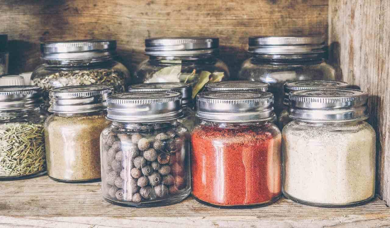 homemade spice mix