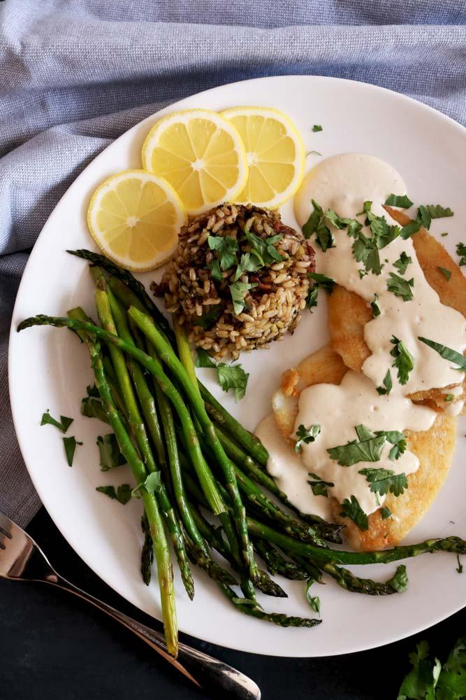 Pan Fried Fish Recipes Simple