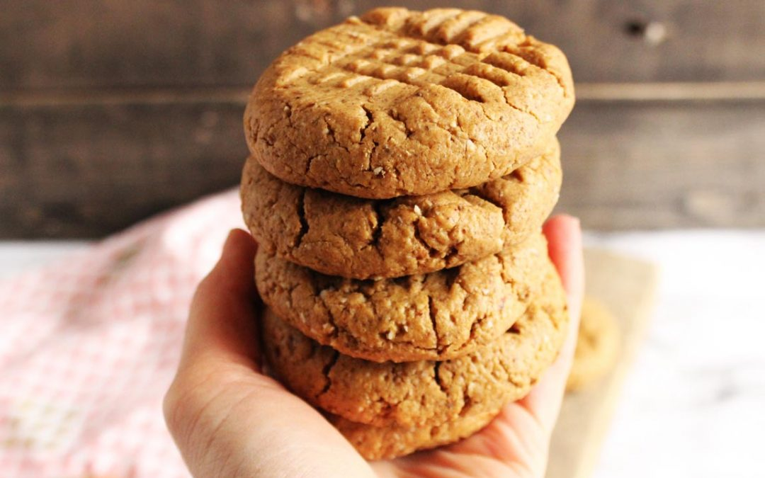Chewy, Flour-free Peanut Butter Cookie Recipe4 min read