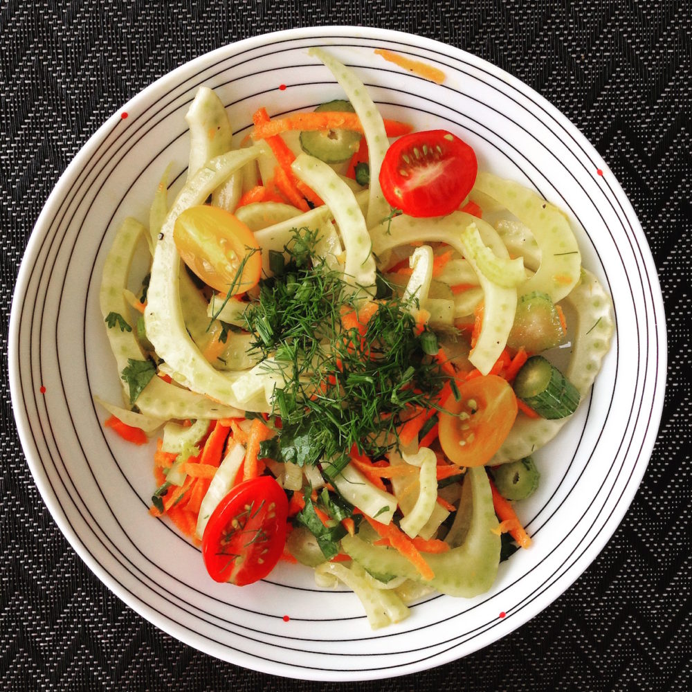 Super Fennel Salad