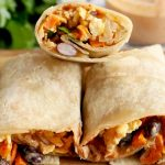 healthy breakfast burrito recipe