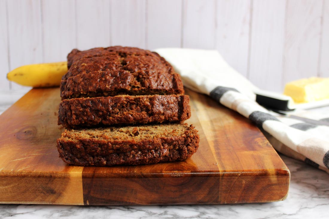 The Best Quinoa Banana Bread Recipe