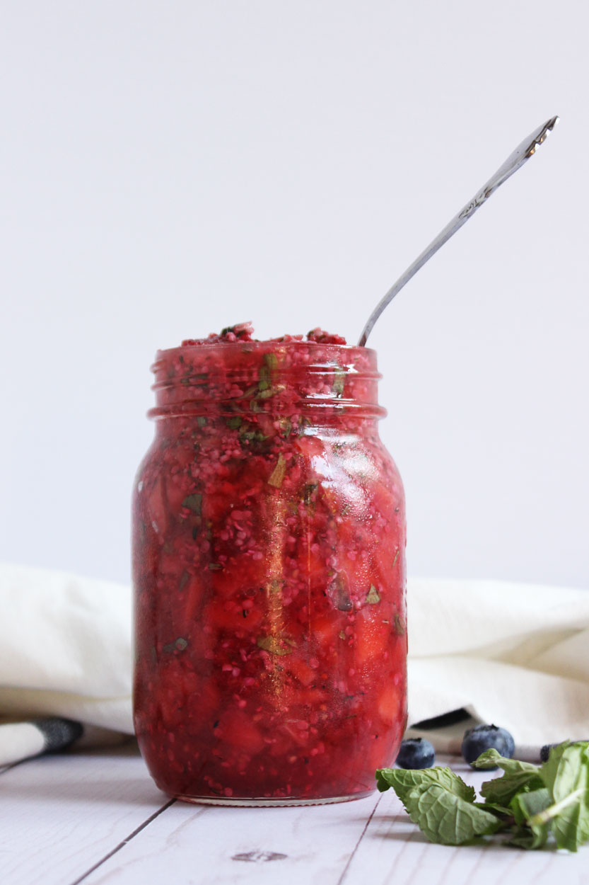 Mint Berry & Hemp Salsa3 min read