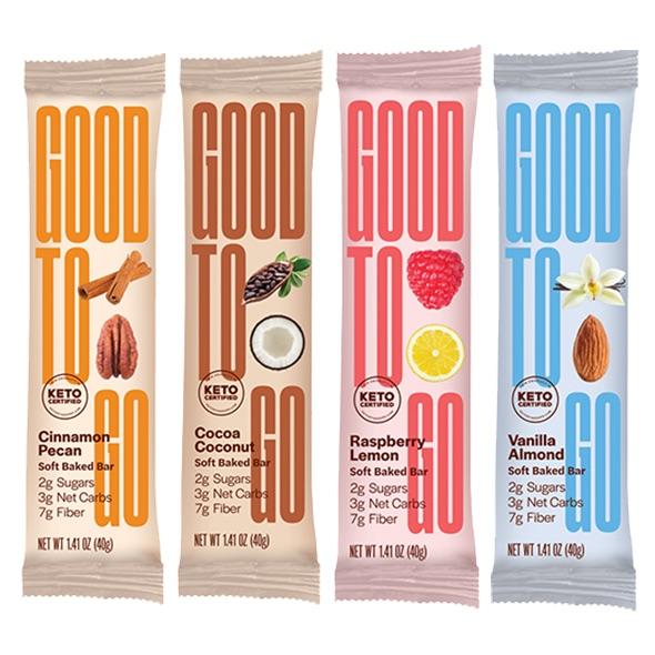 GoodTo Go Snack Bars