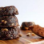 Peanut butter coconut chocolate cookies