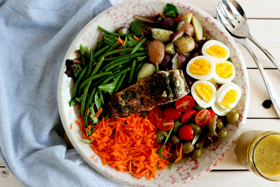 Brain Boosting Salad Nicoise8 min read