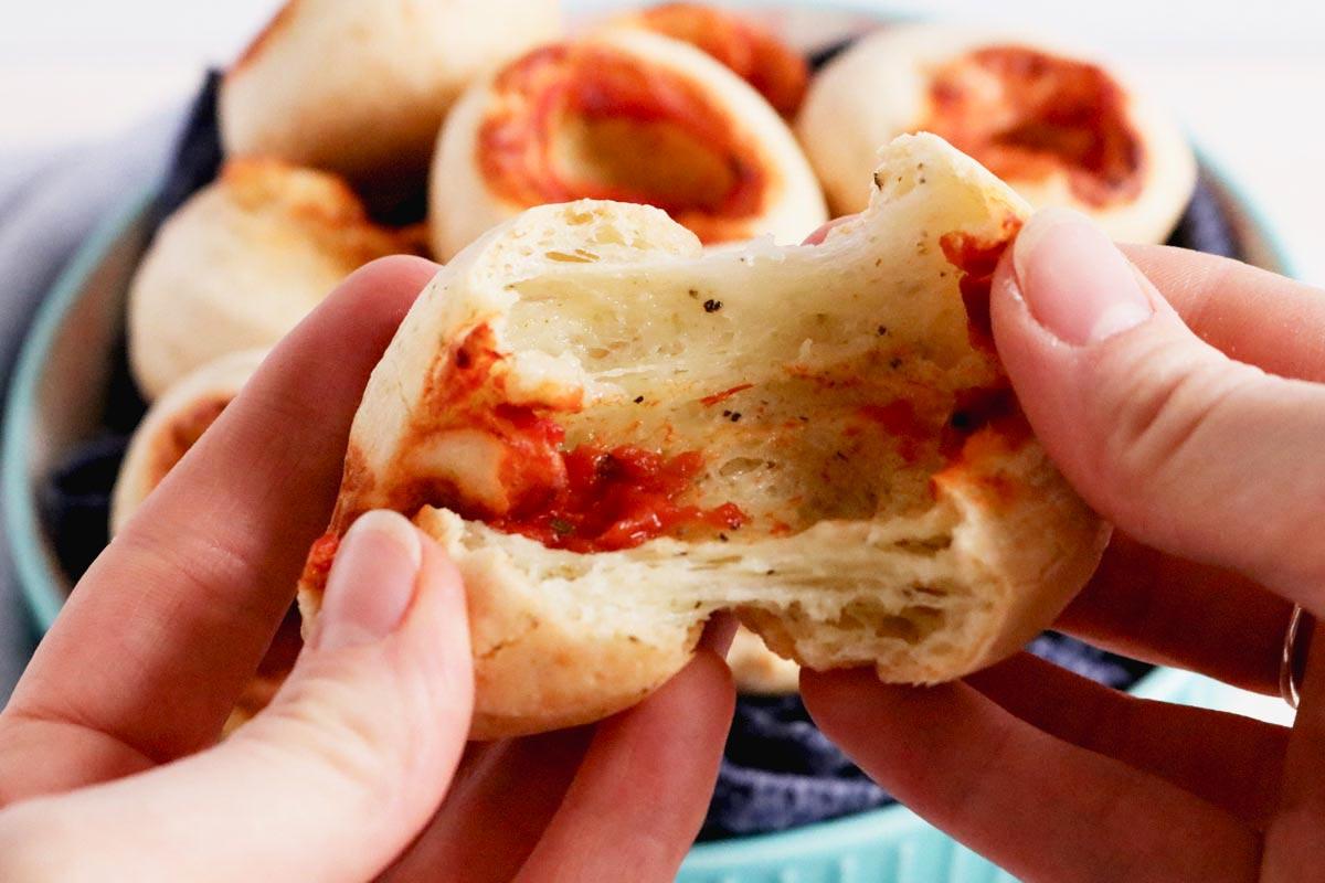 Gluten-free cheese puff