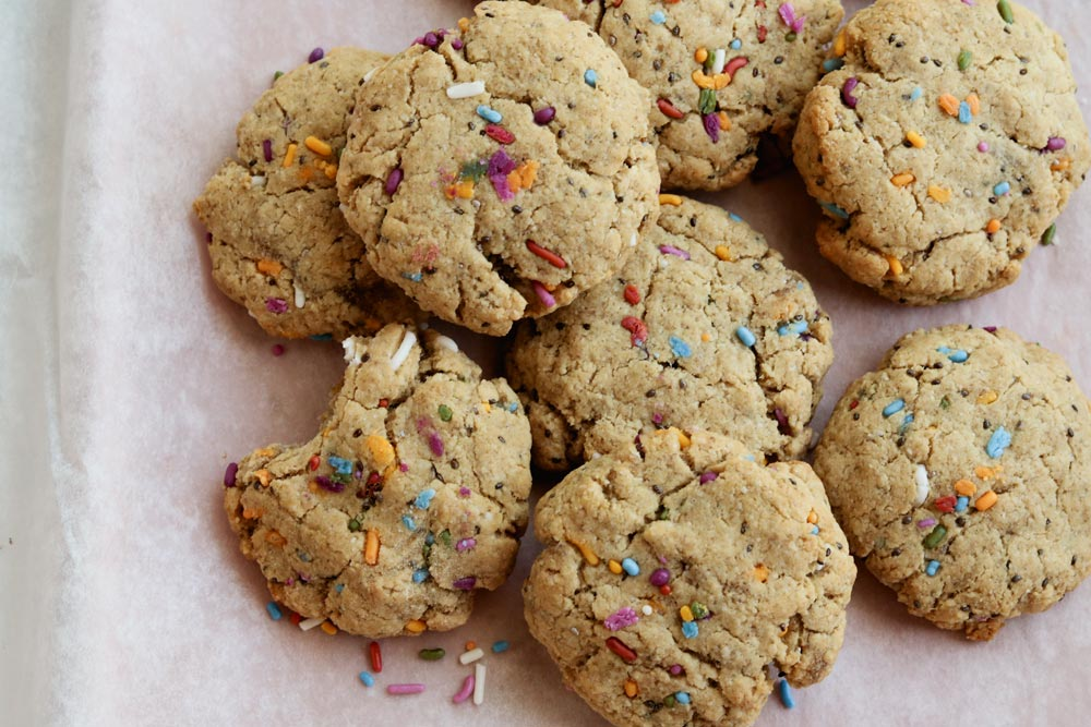 Chai Spiced Vegan Protein Cookies (paleo sugar cookies)4 min read