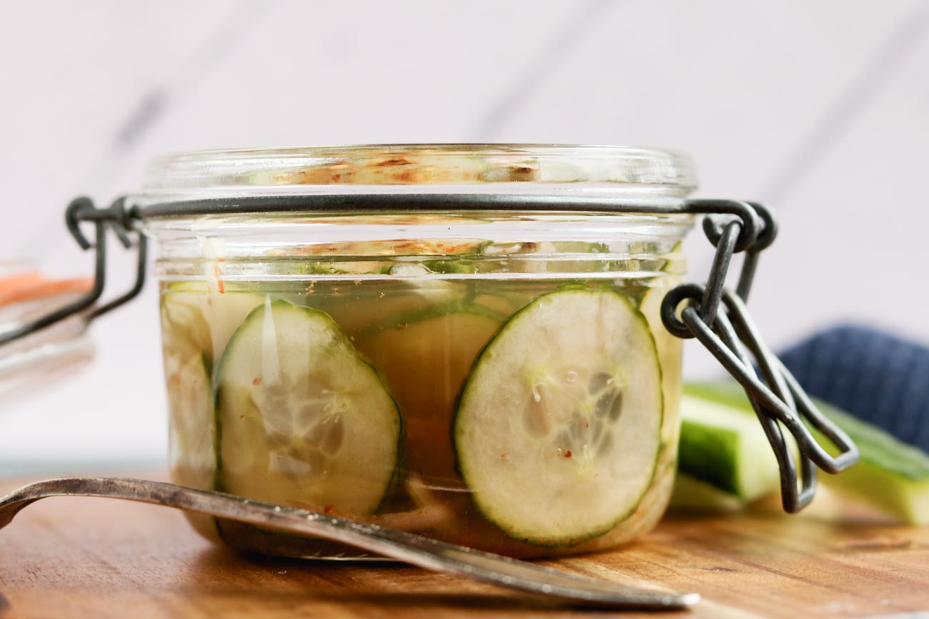 refrigerator cucumbers