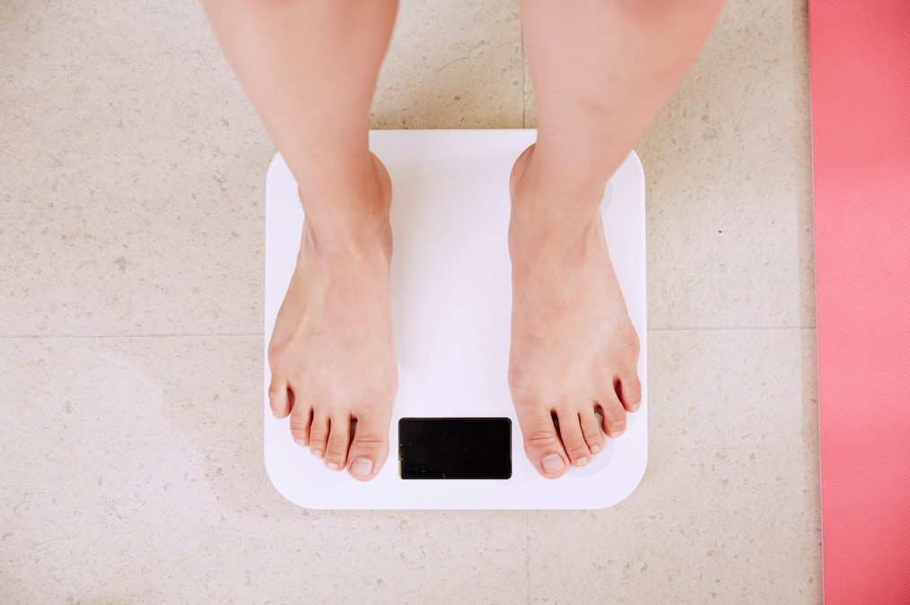 Stop Weighing Yourself Bathroom Scale