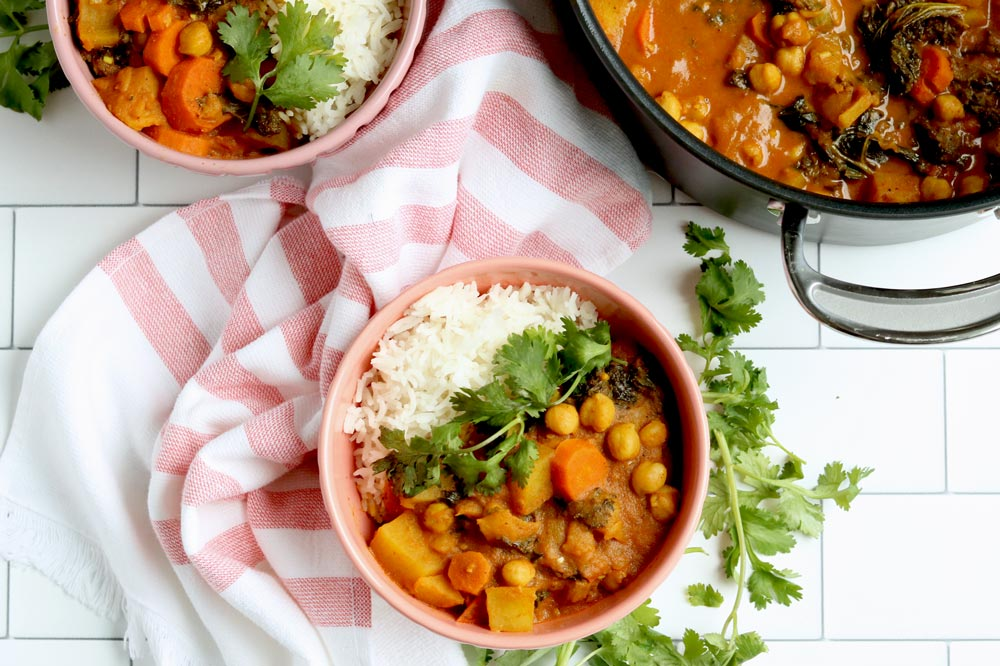A Tasty Vegetable Curry Recipe That Will Warm Your Soul