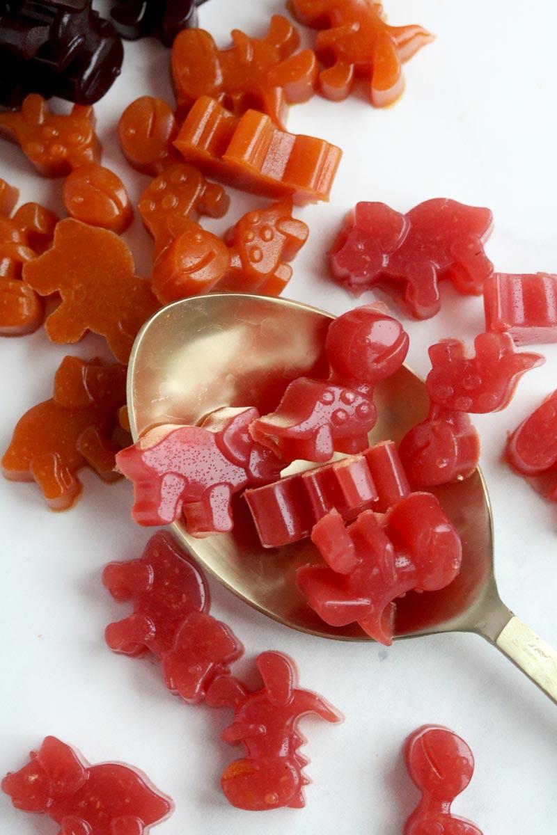 Berry Turmeric Immune Boosting Gummies (5 simple steps)
