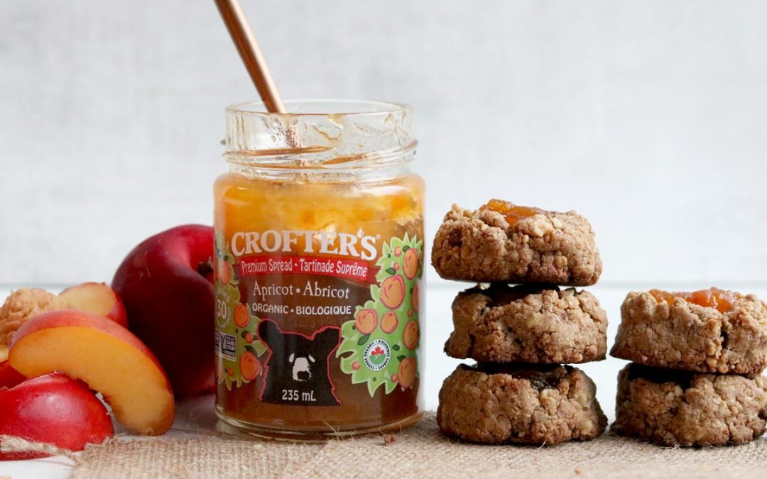 Chai Spiced Gluten-free Thumbprint Cookies With Apricot Jam6 min read