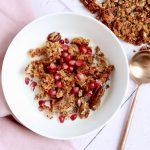 grain-free granola recipe paleo