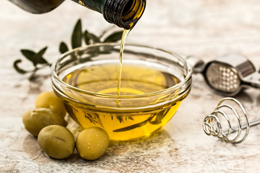 Healthiest oil for cooking