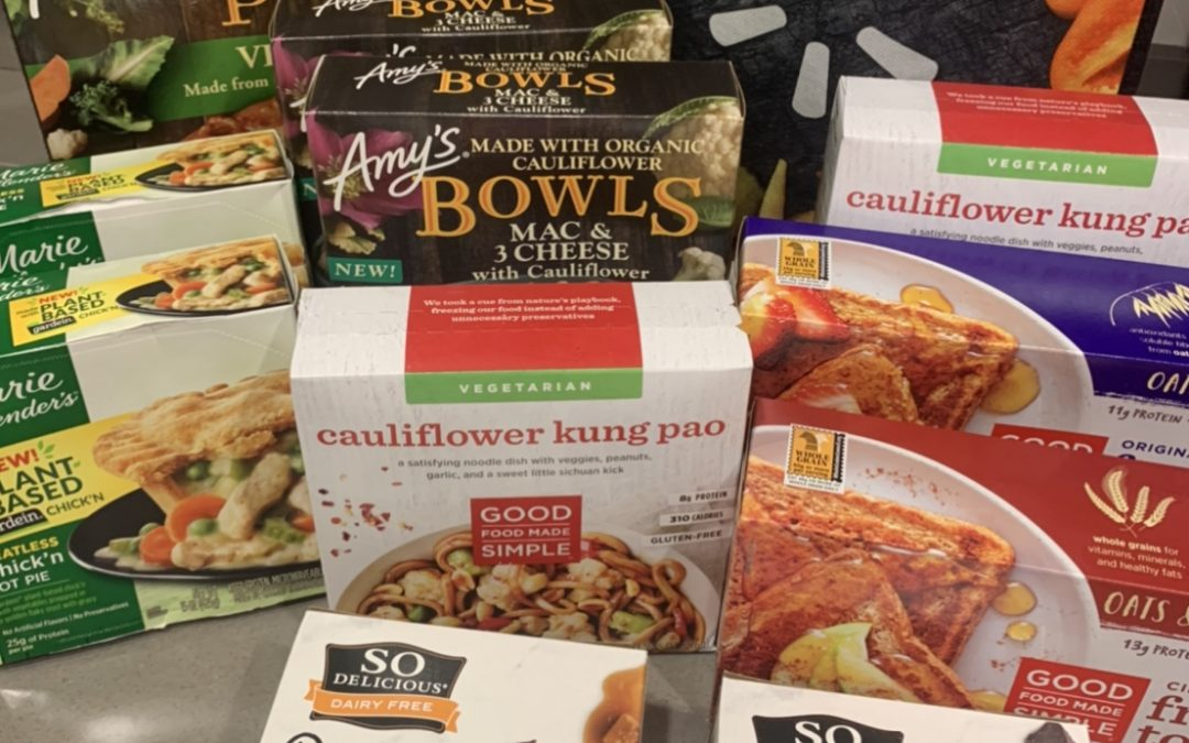 Walmart Frozen Food Haul