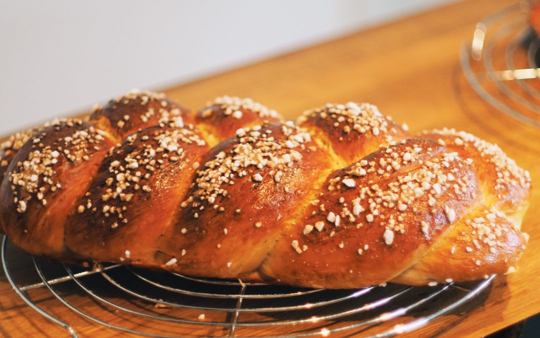 How to Make Homemade Challah Bread